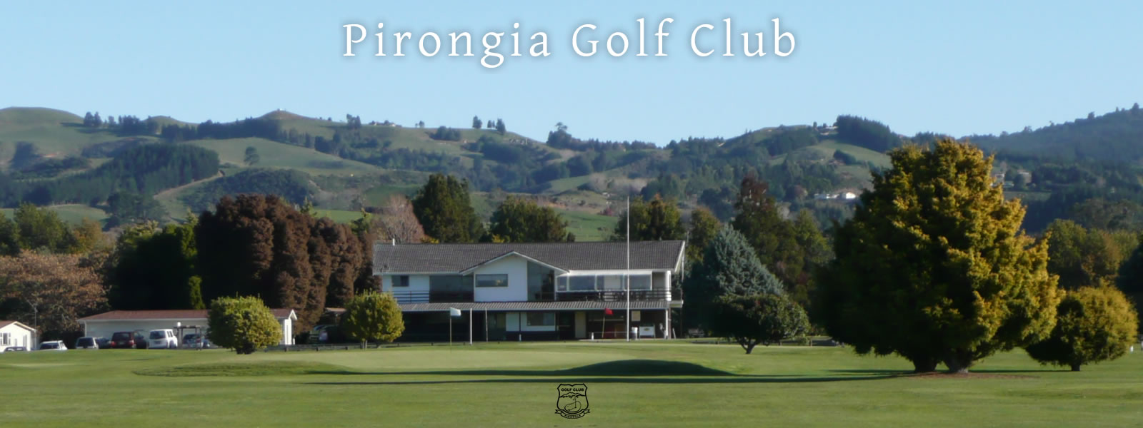 Pirongia Golf Club - a beautiful 18 hold course