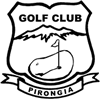 Pirongia Golf Club Logo